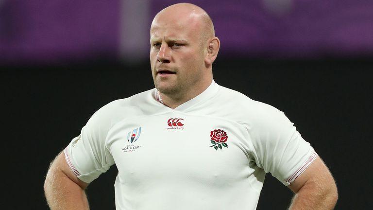 Dan Cole is set to join Jonny Wilkinson on 91 England caps