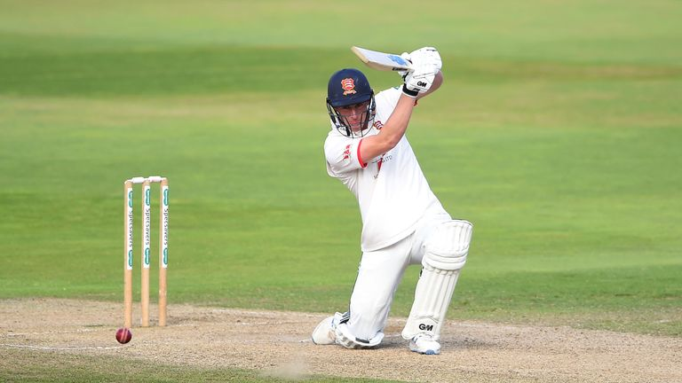 Lawrence has already scored 10 first-class hundreds