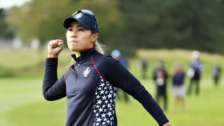 Solheim Cup: A review of the 12 singles matches on a super Sunday at Gleneagles