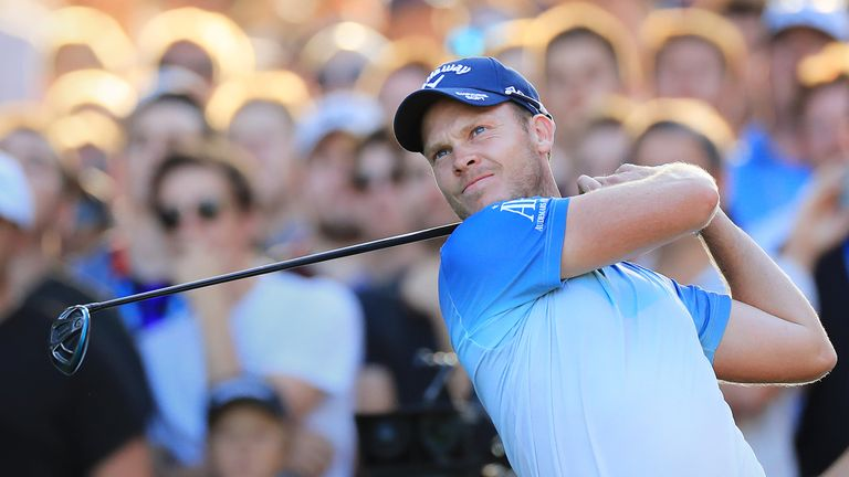 Danny Willett first won on the European Tour at the BMW International Open in 2012