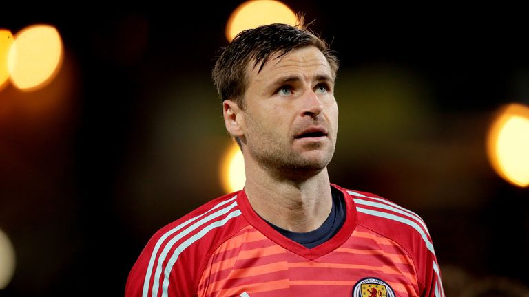 David Marshall says Scotland players know they have to beat Belgium on Monday
