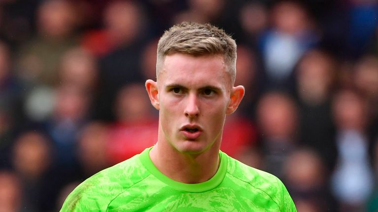 Dean Henderson was a late call-up by Gareth Southgate for the European Qualifiers against Czech Republic and Bulgaria