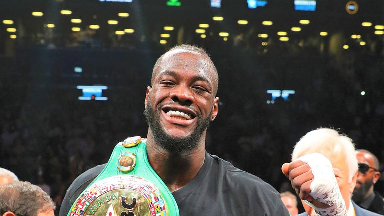 Deontay Wilder will soon reveal details of his next WBC title defence