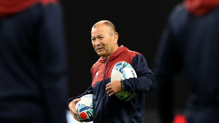 Eddie Jones was tough, says Tonga coach ahead of World Cup game vs England