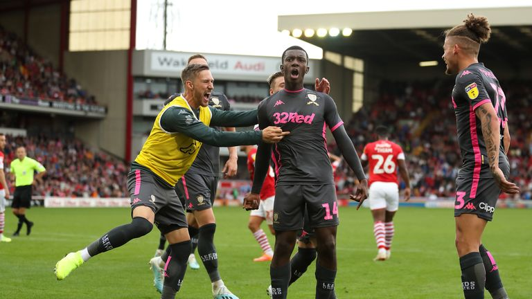 Super-sub Nketiah made the difference for Leeds