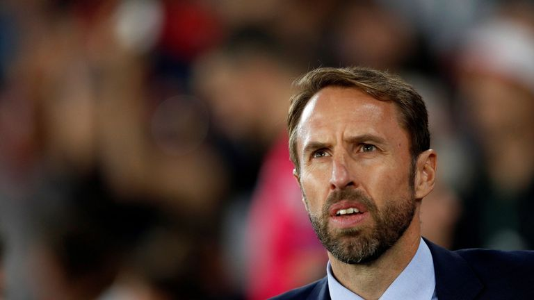 Players in Gareth Southgate's squad were subjected to racist abuse during their European Qualifier win in Montenegro in March