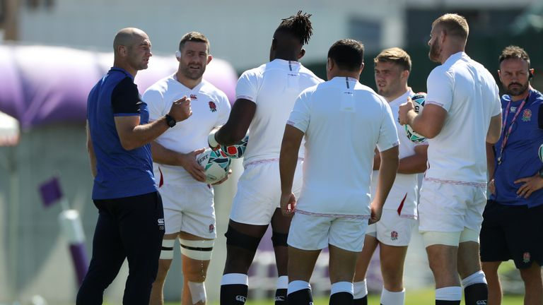 England have a four-day turnaround between their first and second World Cup fixtures