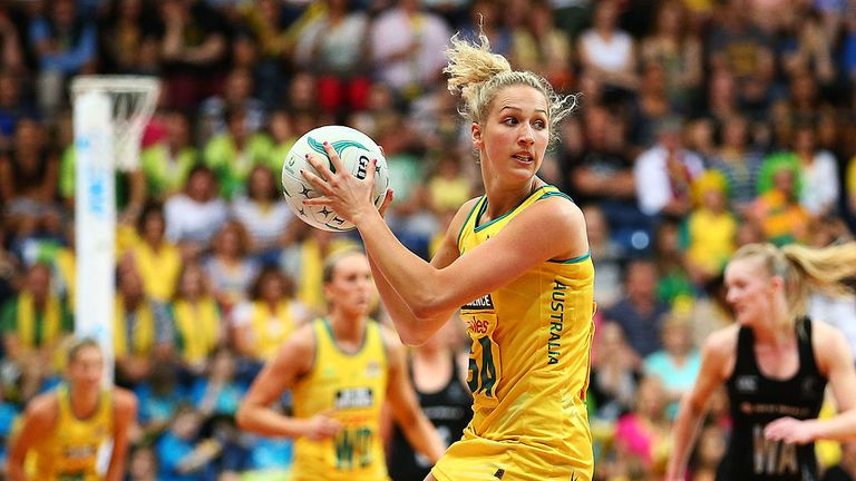 Erin Bell will join Manchester Thunder's line-up for the British Fast5 All-Stars Championships