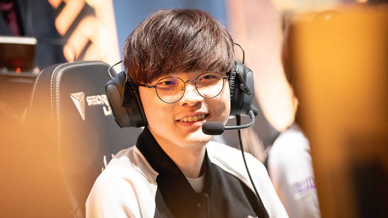 Faker wants revenge on G2 Esports at Worlds (Credit: Riot Games)
