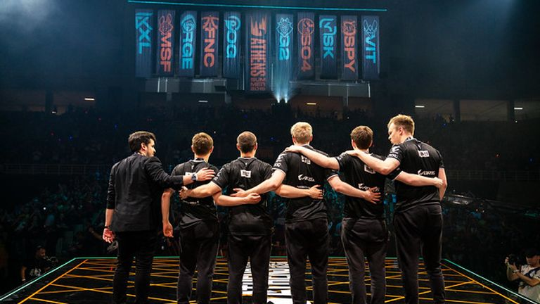 G2 beat Fnatic to win the LEC Summer Split (Credit: Riot Games)