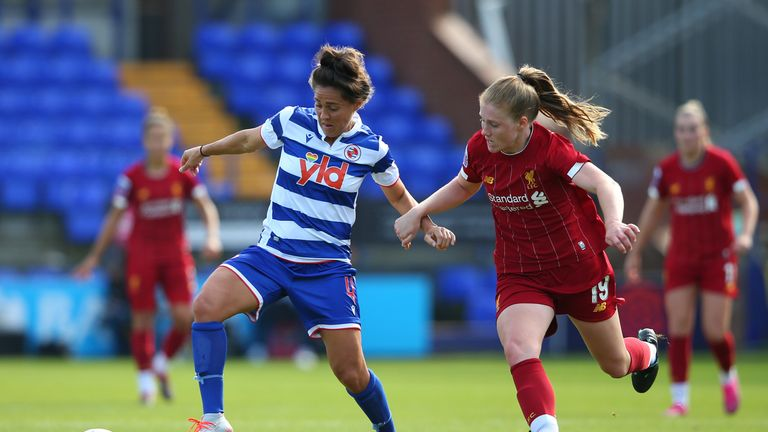 Fara Williams scored Reading's winner