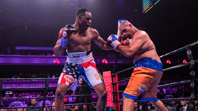 Sanchez is the latest in the Cuban heavyweight lineage