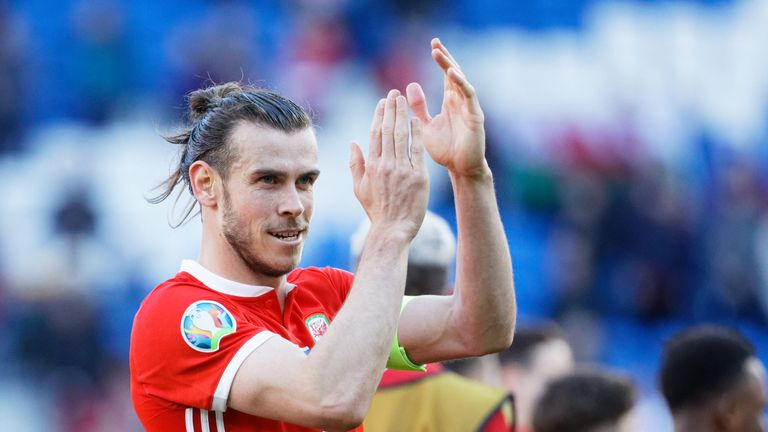 Gareth Bale has had a disappointing year for Wales, but Chris Mepham thinks he is back to his best