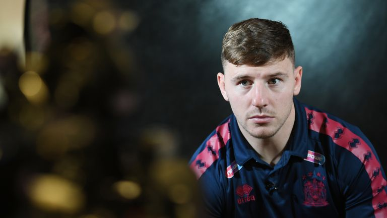 Super League play-offs: George Williams aiming to go out on high at Wigan Warriors