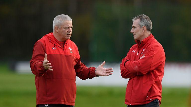 Howley has been part of Warren Gatland's coaching team since 2008