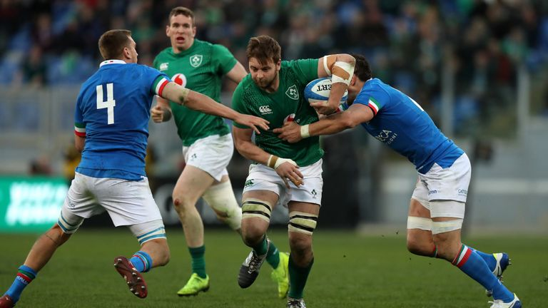 Iain Henderson tends to save his best performances for the biggest games