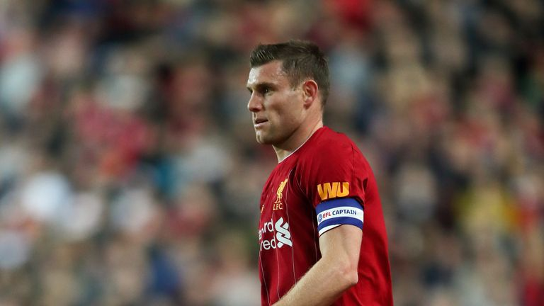 James Milner can sign a pre-contract agreement with European clubs in January