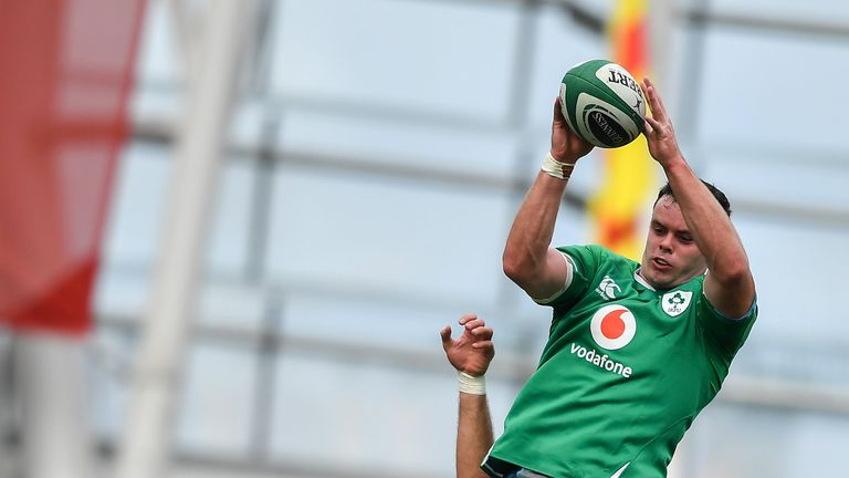 James Ryan will need to be at his fearless best for Ireland