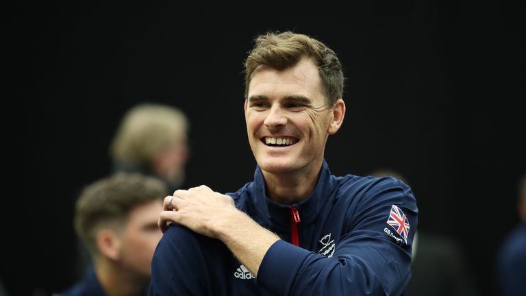 Jamie Murray reminds LTA that Scotland is a 'country, not a county'