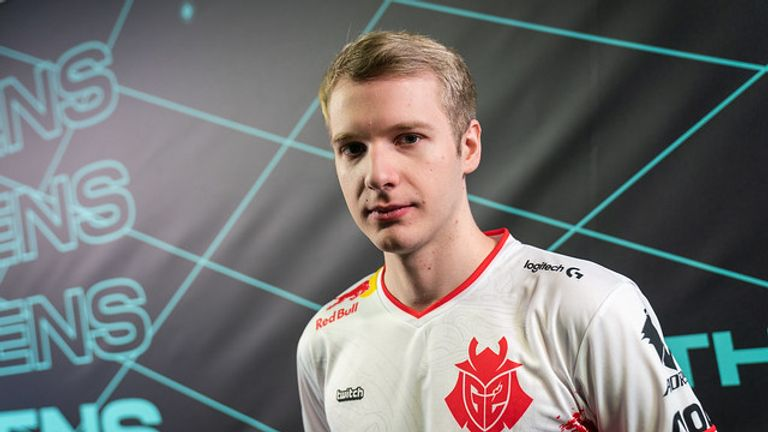 G2 Esports' jungler Jankos was voted MVP of the LEC Summer Split (Credit: Riot Games)
