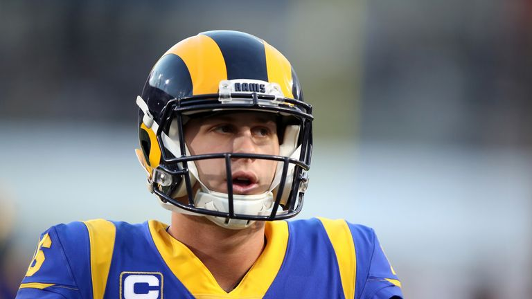 Goff extension with Rams worth $134M