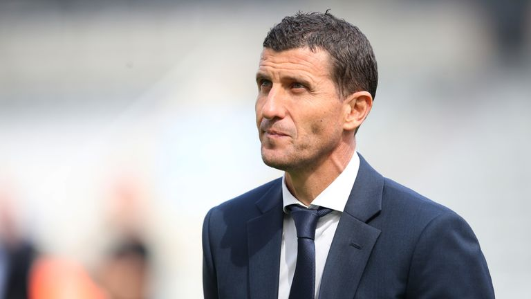 Javi Gracia was less than a year into his four-and-a-half year Watford contract