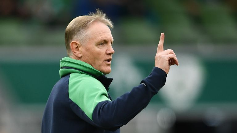 Will departing Ireland head coach Joe Schmidt finally lead them past the quarter-final stage at a Rugby World Cup?