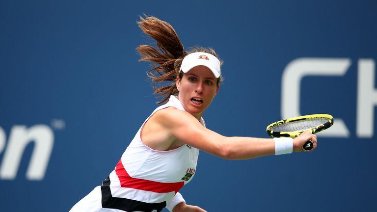 The British No 1 must overturn a 0-4 record against Elina Svitolina to progress into the semi-finals