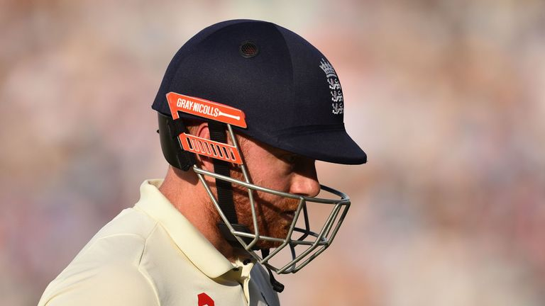 Is Jonny Bairstow's place in the England team under threat?