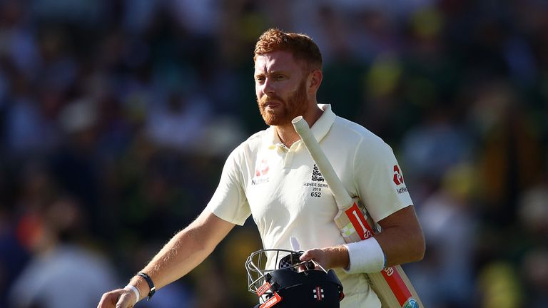 Jonny Bairstow hit only two fifties in nine Tests in 2019, averaging 20.25