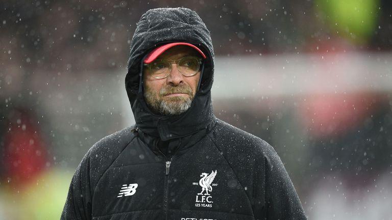 Jurgen Klopp could quit Liverpool over British weather, says agent