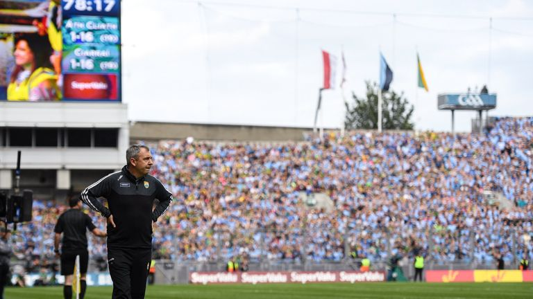 Did a lack of experience cost Kerry when the game was in the melting pot?
