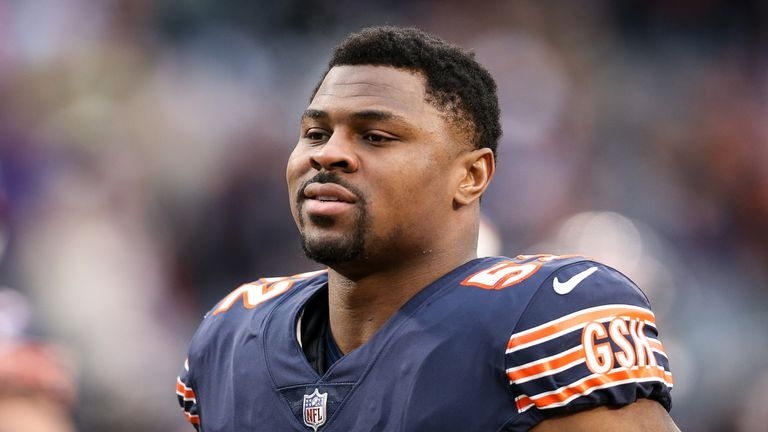 Khalil Mack was voted Defensive Player of the Year in 2016