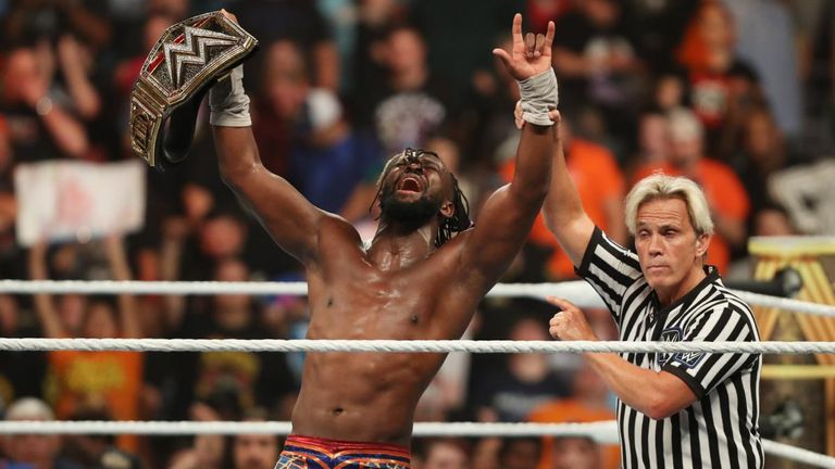 Kofi Kingston's reign as WWE champion continues - who will end it?