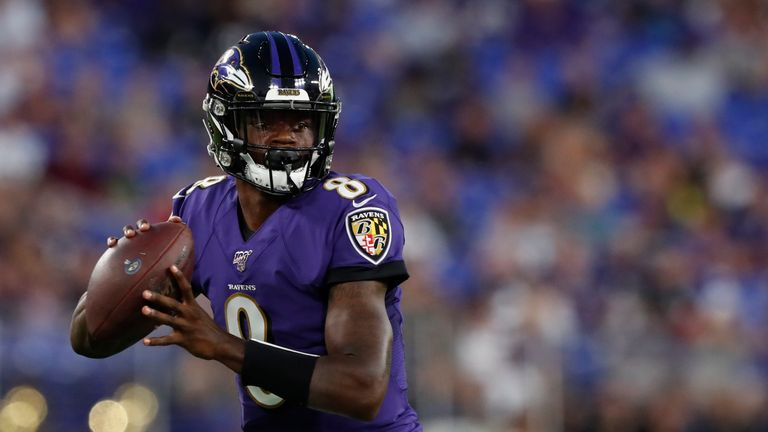 Lamar Jackson must build on his tremendous rookie season for Baltimore