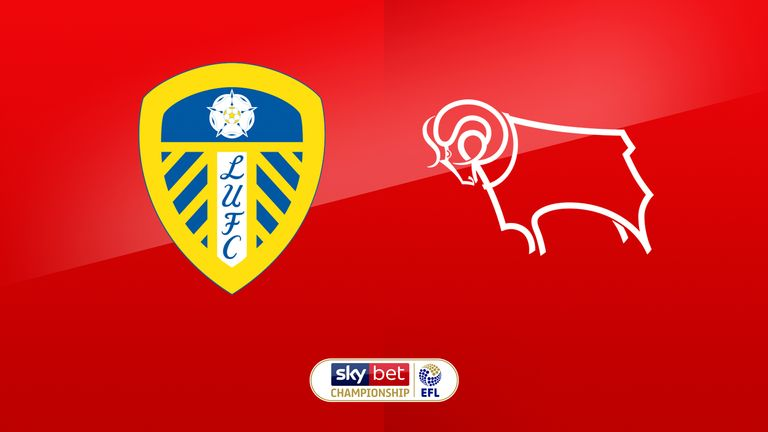 Leeds vs Derby preview: Championship clash live on Sky Sports Football