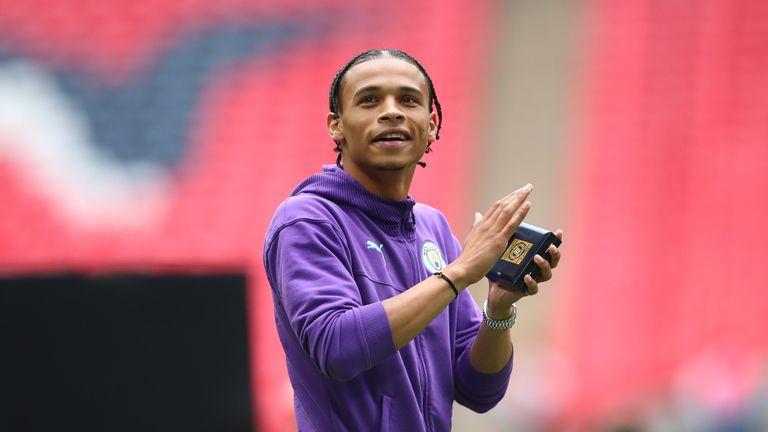 Leroy Sane is wanted by Bayern Munich