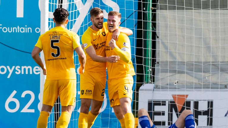 Livingston are fifth in the Scottish Premiership
