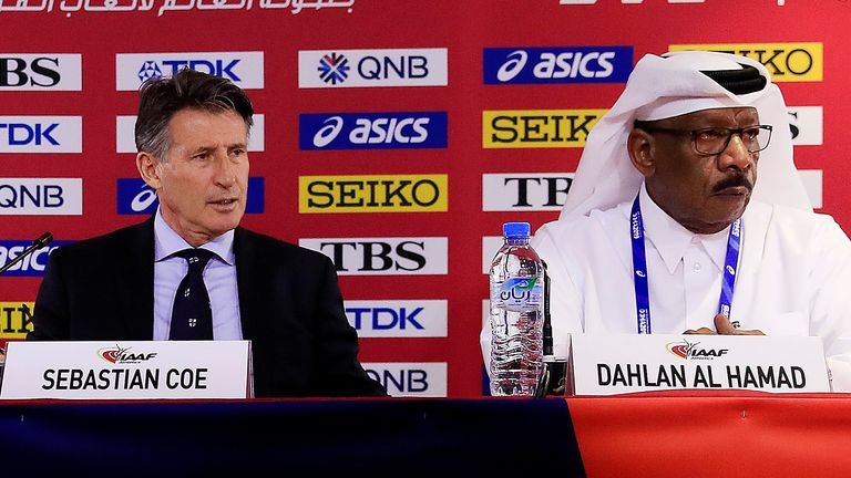 LGBT athletes and supporters are welcome in Qatar, says Lord Sebastian Coe