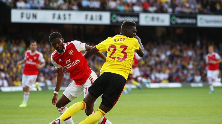 Watford fought back to earn a 2-2 draw with Arsenal