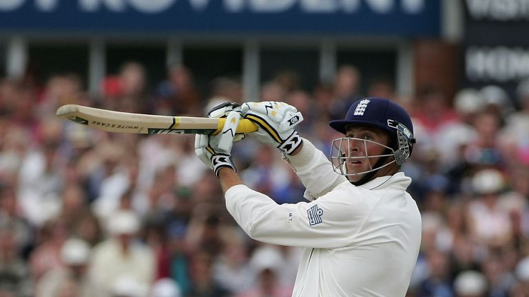Marcus Trescothick's England career was shortened by a stress-related illness