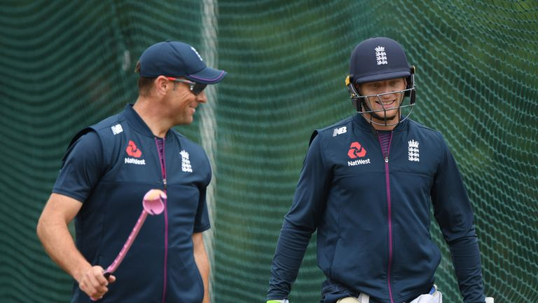 Buttler has been working with Marcus Trescothick over recent weeks