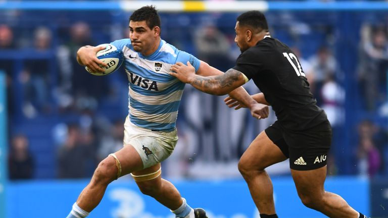 Pablo Matera and Argentina will be seeking more World Cup scalps