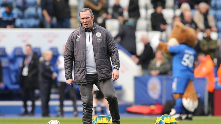 Michael Appleton attends Lincoln's match amid rumours he is set to become club's manager