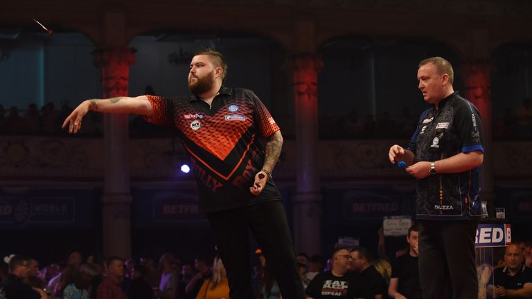 Smith reached the World Matchplay final, before losing to Rob Cross