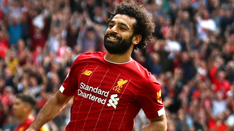 Mohamed Salah is set to return to Liverpool's starting line-up this weekend