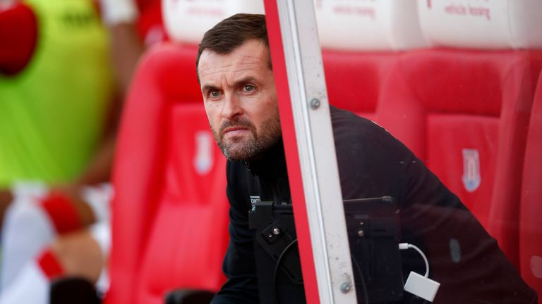 Nathan Jones believes one league win could spark a comeback