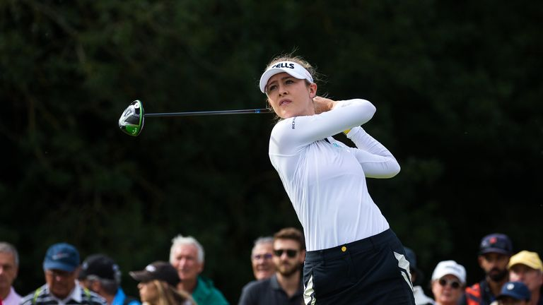 Nelly Korda, who won the Open de France, is defending champion in Taiwan