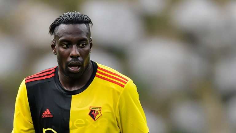 Stefano Okaka leaves Watford for Udinese on permanent deal