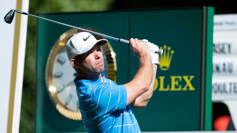 Paul Casey grew up in Weybridge just down the road from Wentworth